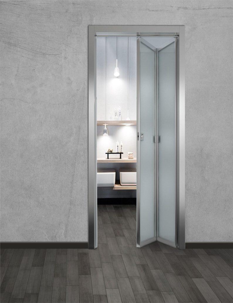 porte a libro in alluminio vetro temadoors. Black Bedroom Furniture Sets. Home Design Ideas
